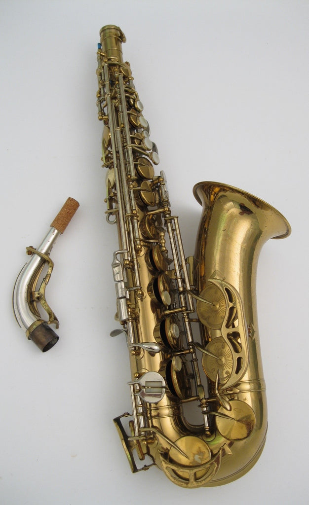 King Super 20 Alto Saxphone - Junkdude.com  - 1