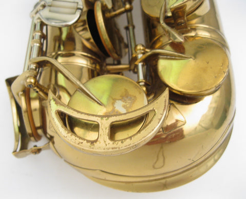 King Super 20 Alto Saxphone - Junkdude.com  - 6