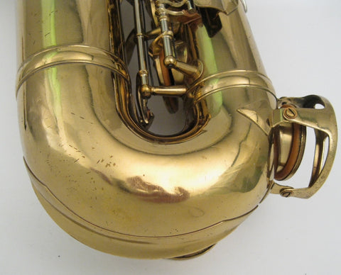 King Super 20 Alto Saxphone - Junkdude.com  - 8
