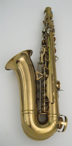 King Super 20 Alto Saxphone - Junkdude.com  - 9