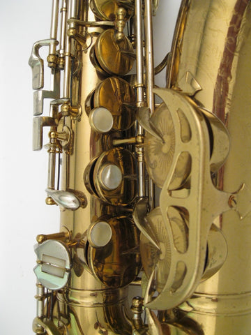 King Super 20 Alto Saxphone - Junkdude.com  - 10