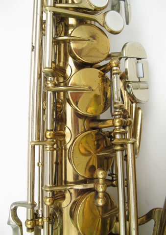 King Super 20 Alto Saxphone - Junkdude.com  - 11