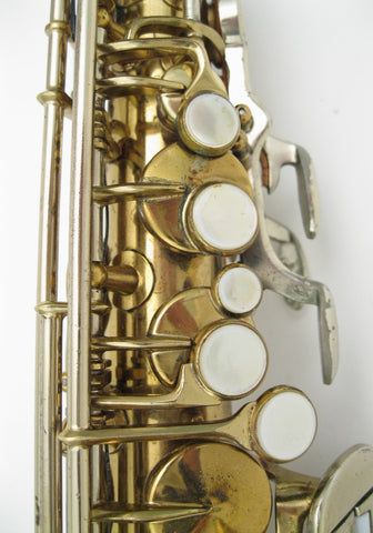 King Super 20 Alto Saxphone - Junkdude.com  - 12