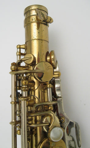 King Super 20 Alto Saxphone - Junkdude.com  - 13