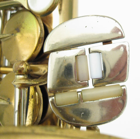 King Super 20 Alto Saxphone - Junkdude.com  - 14