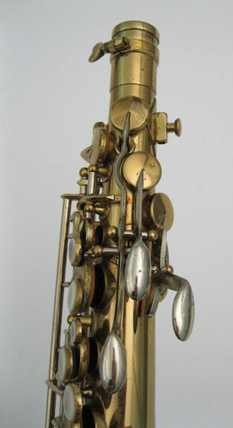 King Super 20 Alto Saxphone - Junkdude.com  - 15