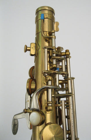 King Super 20 Alto Saxphone - Junkdude.com  - 16