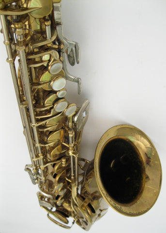 King Super 20 Alto Saxphone - Junkdude.com  - 17