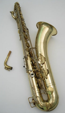 King Super 20 Baritone Saxophone