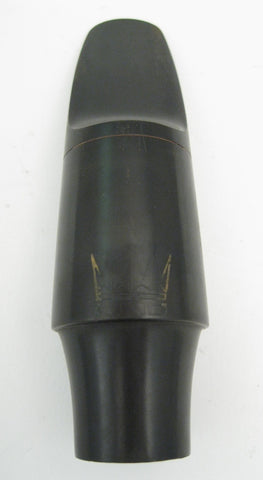 King Hard Rubber 6 (.090) Large Chamber Tenor Saxophone Mouthpiece - Junkdude.com  - 3