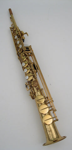 Keilwerth Armstrong Heritage Soprano Saxophone - Junkdude.com  - 1