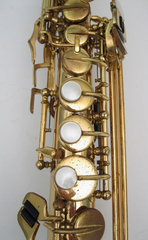 Keilwerth Armstrong Heritage Soprano Saxophone - Junkdude.com  - 5