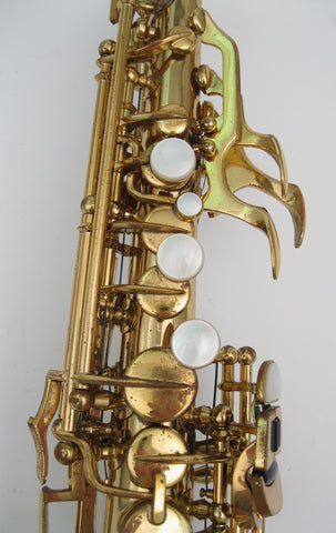 Keilwerth Armstrong Heritage Soprano Saxophone - Junkdude.com  - 7