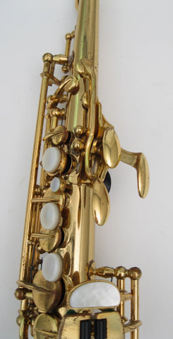 Keilwerth Armstrong Heritage Soprano Saxophone - Junkdude.com  - 8