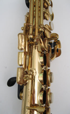Keilwerth Armstrong Heritage Soprano Saxophone - Junkdude.com  - 9