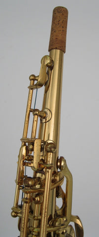 Keilwerth Armstrong Heritage Soprano Saxophone - Junkdude.com  - 10