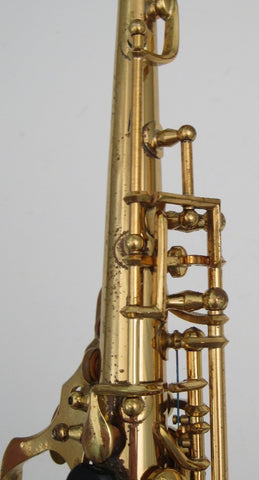 Keilwerth Armstrong Heritage Soprano Saxophone - Junkdude.com  - 11
