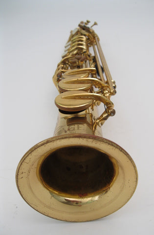 Keilwerth Armstrong Heritage Soprano Saxophone - Junkdude.com  - 16