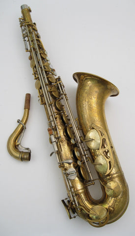 King Super 20 Tenor Saxophone - Junkdude.com  - 1