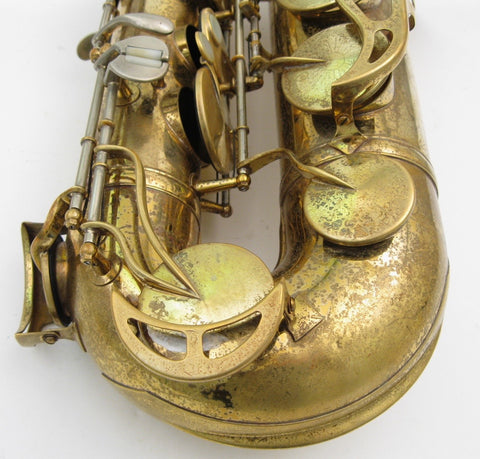 King Super 20 Tenor Saxophone - Junkdude.com  - 4