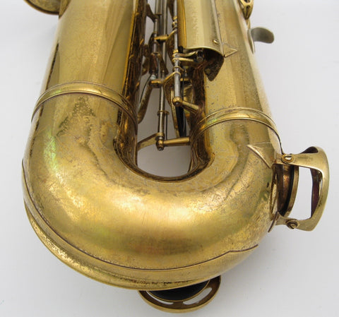 King Super 20 Tenor Saxophone - Junkdude.com  - 5