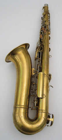 King Super 20 Tenor Saxophone - Junkdude.com  - 6