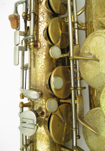 King Super 20 Tenor Saxophone - Junkdude.com  - 7