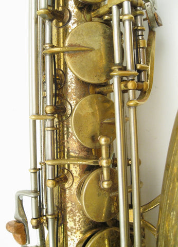 King Super 20 Tenor Saxophone - Junkdude.com  - 8