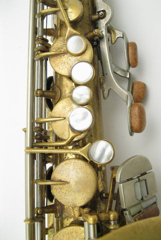 King Super 20 Tenor Saxophone - Junkdude.com  - 9
