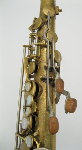 King Super 20 Tenor Saxophone - Junkdude.com  - 10