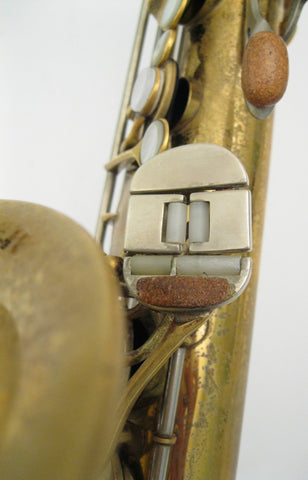 King Super 20 Tenor Saxophone - Junkdude.com  - 11
