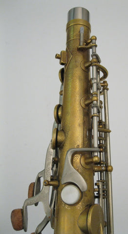 King Super 20 Tenor Saxophone - Junkdude.com  - 12