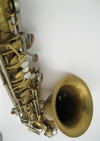 King Super 20 Tenor Saxophone - Junkdude.com  - 14
