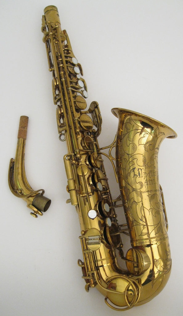 "Martin Committee ""Official Music Man Model"" Alto Saxophone"