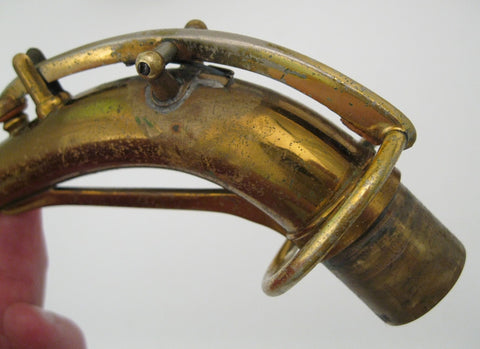 Martin Handcraft Imperial Alto Saxophone (1933)