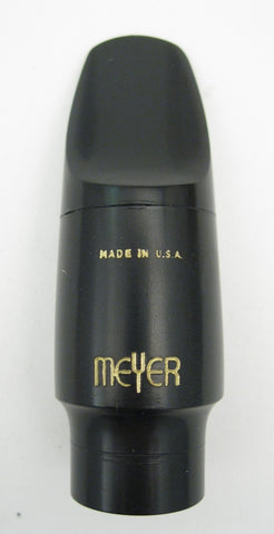 Meyer Hard Rubber 5 (.051) Soprano Saxophone Mouthpiece (NEW) - Junkdude.com  - 5