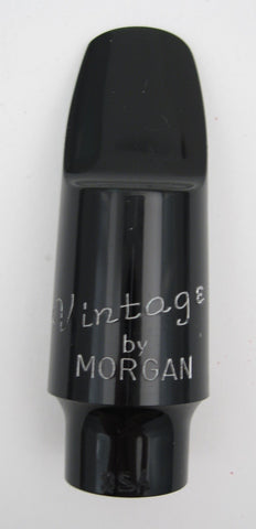 Morgan Vintage Classical 1C (.041) Soprano Saxophone Mouthpiece (NEW)