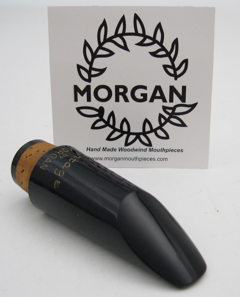 Morgan Vintage Model (1.15mm) Bb Clarinet Mouthpiece (NOS)