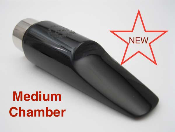 Morgan Excalibur Medium Chamber Alto Saxophone Mouthpiece (NEW)