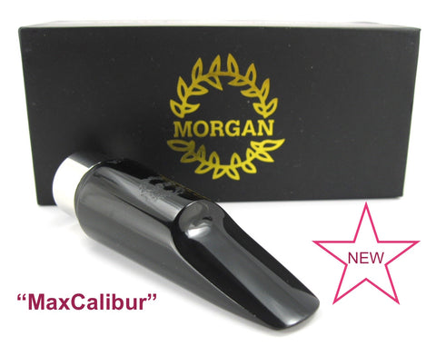 Morgan Excalibur 'MAX' Alto Saxophone Mouthpiece (NEW)