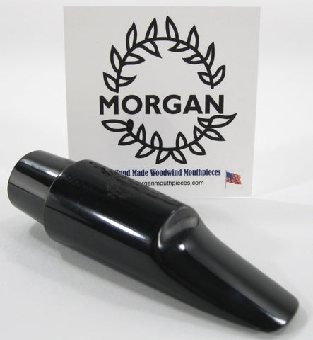 Morgan Jazz 9M (.110) Medium Chamber Tenor Saxophone Mouthpiece (NOS)