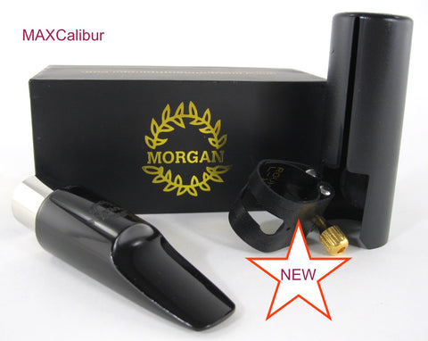 Morgan Excalibur 'MAX' Tenor Saxophone Mouthpiece