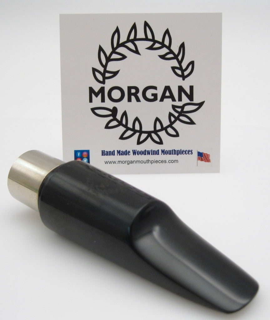 Morgan Excalibur Medium Chamber 9M (.110) Tenor Saxophone Mouthpiece (NOS)