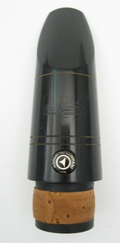 Woodwind Co. Legend A10 (1.10) Bb Clarinet Mouthpiece - Junkdude.com  - 3