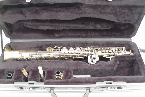 P. Mauriat System 76 Soprano Saxophone (Coming Soon) - Junkdude.com  - 3