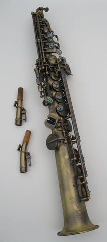 P. Mauriat System 76 Soprano Saxophone (Coming Soon) - Junkdude.com  - 1