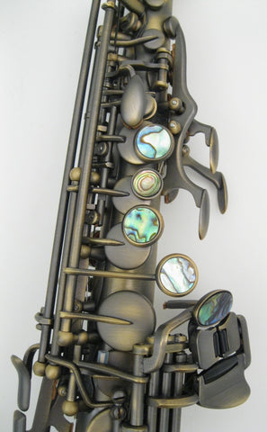 P. Mauriat System 76 Soprano Saxophone (Coming Soon) - Junkdude.com  - 7