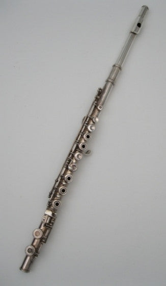 Armstrong Model 80 Sterling Silver Flute - Junkdude.com  - 1