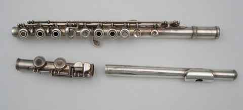 Armstrong Model 80 Sterling Silver Flute - Junkdude.com  - 4
