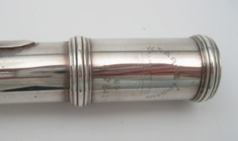 Armstrong Model 80 Sterling Silver Flute - Junkdude.com  - 8